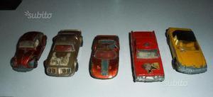 N° 69 automodelli matchbox e lesney