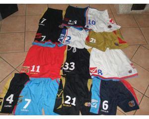 """Pantaloncini Calcio Catania diversi colori """"SERIE A"""" e"""
