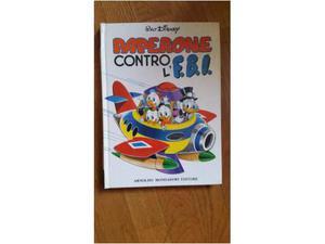 Paperone contro l' FBI - Walt Disney - Mondadori -
