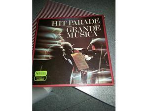 Raccolta LP HIT Parade della grande musica