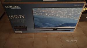 "Samsung tv led 43"" ue43ku ultra hd 4k smart tv"