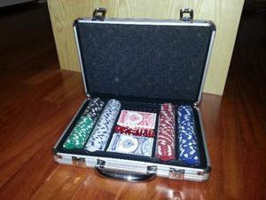 Set da Poker con valigetta mai usato