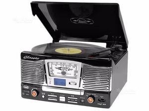 Stereo Giradischi CD Encoding Trevi TTE