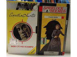 Stock 2 Film Sherlock Holmes & Agatha Christie