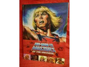 The Art of He - Man and the Master of Universe. Nuovo.