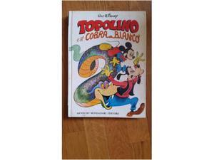 Topolino e il Cobra Bianco - Walt Disney - Mondadori -