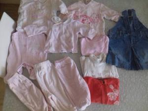 Abbigliamento bimba 1-3 mesi