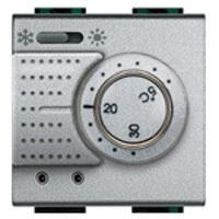 BTICINO LIGHT TECH - TERMOSTATO CONDIZIONAM 230V NT