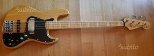 Basso Fender Jazz Bass Marcus Miller Made in USA