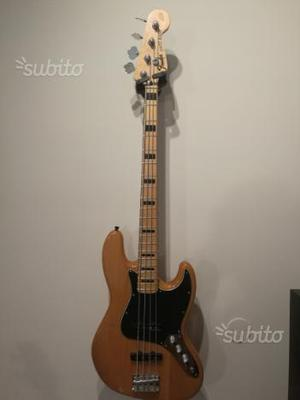 Basso Fender Squier Modified Jazz bass '70