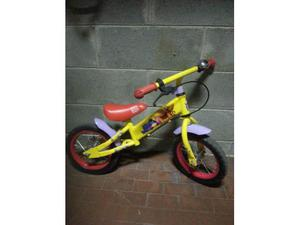 Bicicletta senza pedali bimbo/a Winnie the Pooh