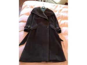 Cappotto Max Mara con borsa Fay in regalo