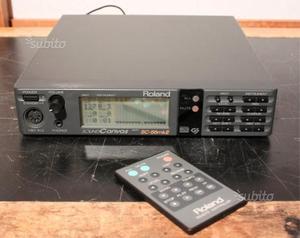Expander roland sc55 mk2 con telecomando