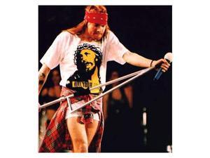 Guns n' roses t shirt kill your idols