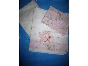 5 lenzuola di cotone per culla posot class
