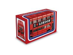 London Bus Money Bank