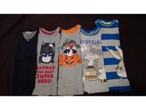 Lotto t-shirts maschio 3 anni m. lunga