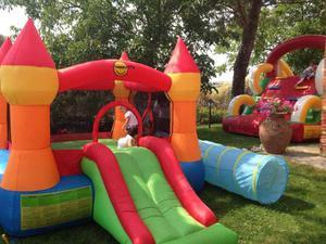 Noleggio Gonfiabili feste per Bambini