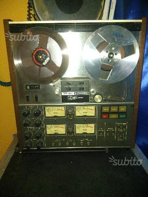 Pedaliera e pedali x Chitarra,registratore aBobine