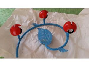 Plafoniere Per Bimbi : Plafoniera per camerette bambini colore fucsia modello fiore ebay