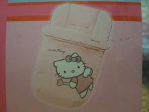 Sacco universale per passeggino Hello Kitty