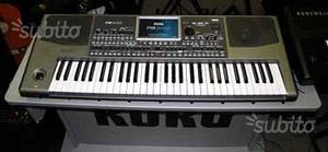 Tastiera korg pa900 nuova con garanzia 2 anni