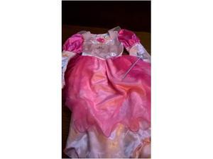 Vestito carnevale bimba 7-9 anni