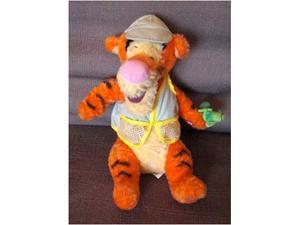 Winnie the pooh tigro peluche originale disney 28 cm