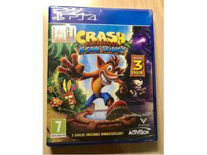 Crash Bandicoot: N. Sane Trilogy PS4 *nuovo