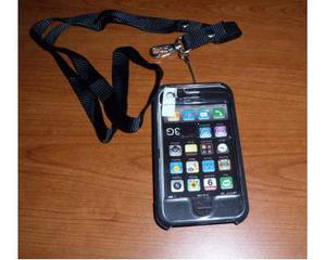 Custodia con laccio per IPHONE 2G e 3G