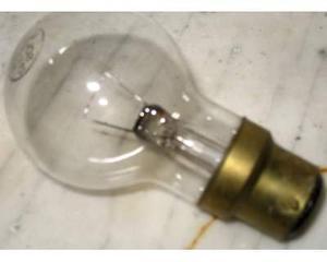 Due antiche lampadine