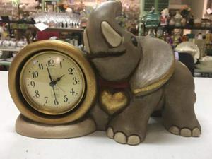 Elefante con orologio thun