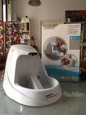 Fontanella automatica per cani o gatti