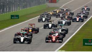 Gran Premio F1 di Monza vendo 3 pass paddock box
