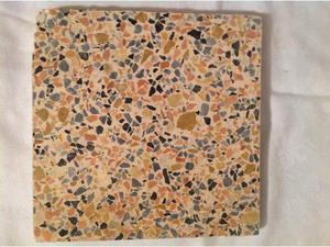 Mattonelle piastrelle graniglia anni 60 posot class for Piastrelle 40x40 da interno