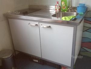 Cucina ikea attityd usata poco posot class - Cucine con piastre elettriche ...