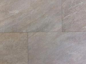 Stok piastrelle effetto pietra colore grigio posot class - Piastrelle rettificate ...