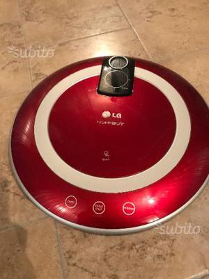 Robot Aspirapolvere LG Hom-Bot VRLV