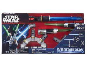 Spada Laser JEDI Star Wars VII HASBRO NUOVA Garanzia 2 ANNI