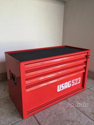 USAG box porta attrezzi con cassetti