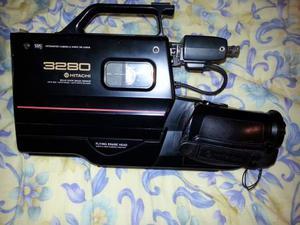 Videocamera VHS anni '90 Hitachi