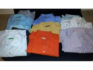 Abbigliamento Uomo stock e dettaglio