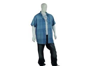 Camicie conformate taglie forti uomo 3xl 4xl 5xl 6xl 7xl 8xl