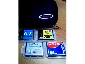 Compact flash schede - card originali vintage