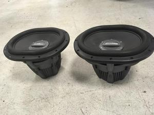 Coppia Subwoofer Boston Acoustics SPGw RMS