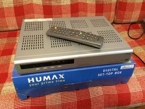 Decoder Digitale Satellite HUMAX CI-PX con funzione PVR