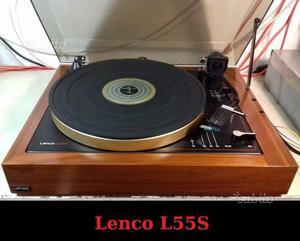 Giradischi Lenco L55S