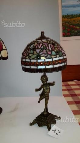 Lampade in stile liberty