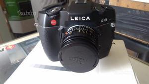 Leica R8 +Summicron 50