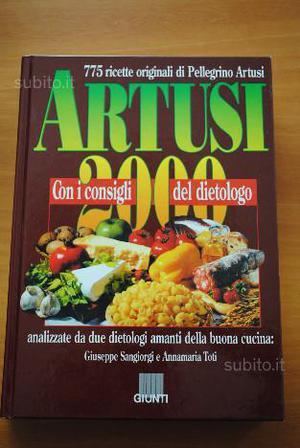 Libri e Ricettari di Cucina
